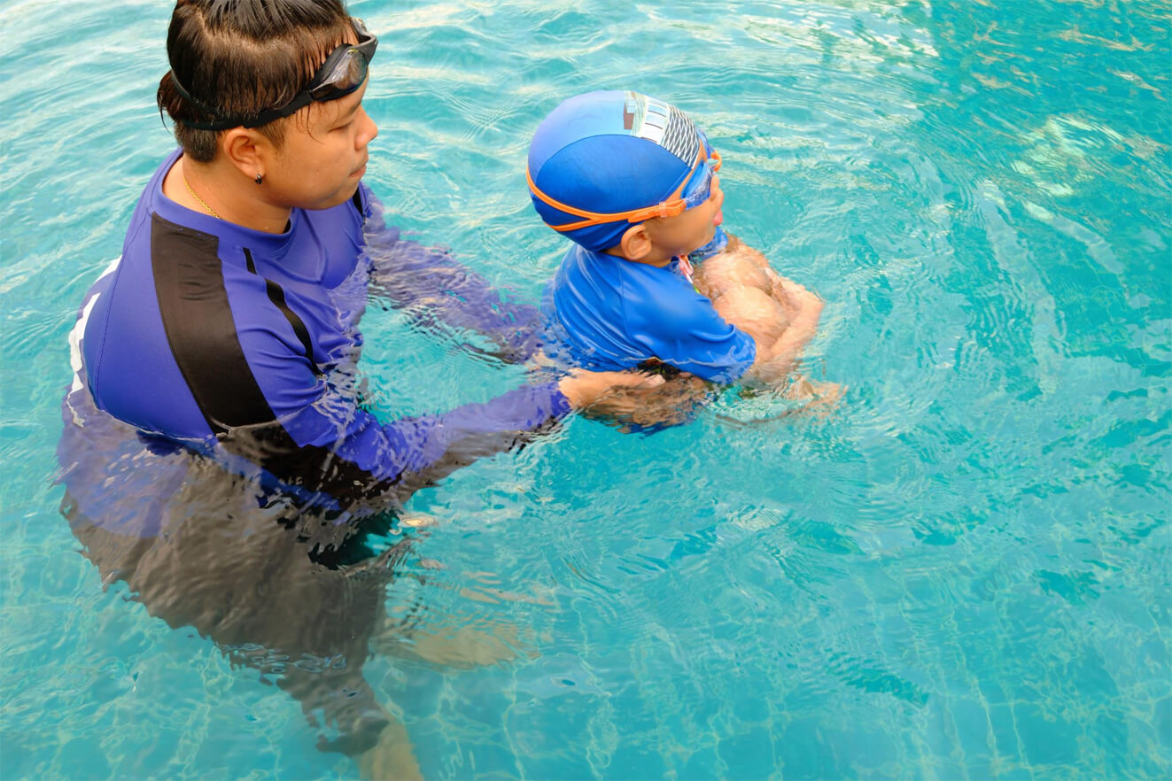 Where can I find a swimming instructor job?