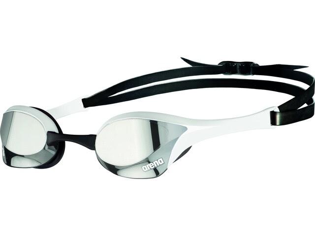 arena Cobra Ultra Swipe Mirror Brille silver white640x480
